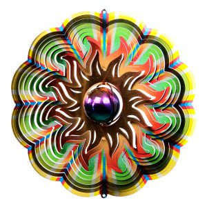 3D Wind Spinners